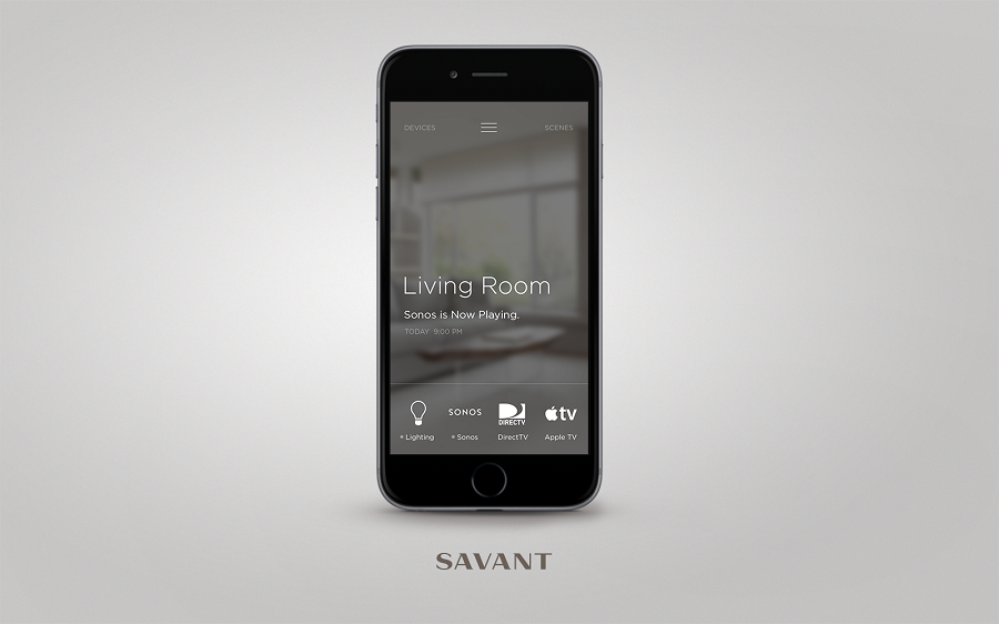 How to Bring Your Technology Together with the Savant App