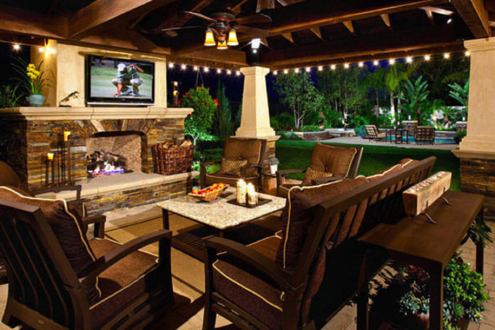 How to Create an Impressive Outdoor Entertainment Space