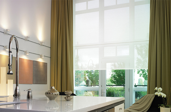 Can Lighting Control & Motorized Shading Truly Complement Your Interior Design?